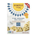 Your Independent Grocer_Simple Mills Fine Ground Sea Salt crackers_coupon_26395