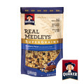 SuperValu_Quaker® Real Medleys® SuperGrains Granola_coupon_23922