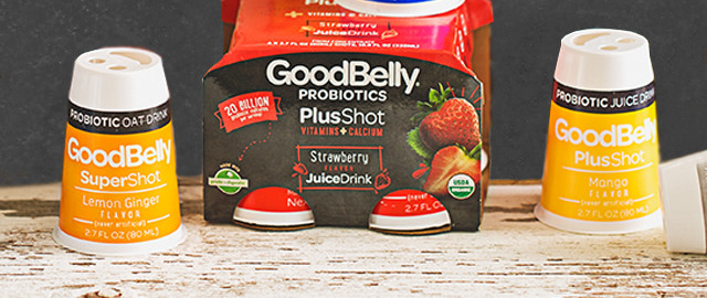 GoodBelly Probiotic shots coupon