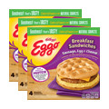 Quality Foods_Buy 3: Kellogg's® Eggo® Breakfast Sandwiches_coupon_22271