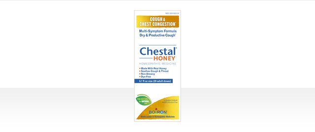 Chestal® Honey Cough & Chest Congestion coupon