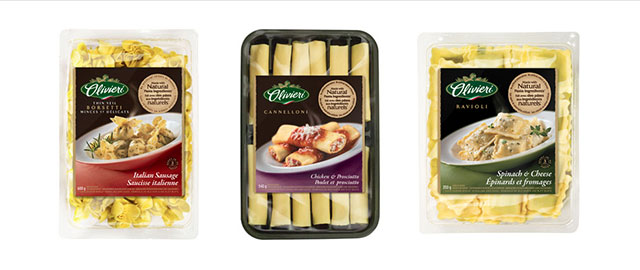 Olivieri Fresh pasta coupon