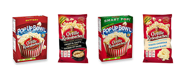 Orville Redenbacher's® Popcorn Microwave or Ready to Eat coupon