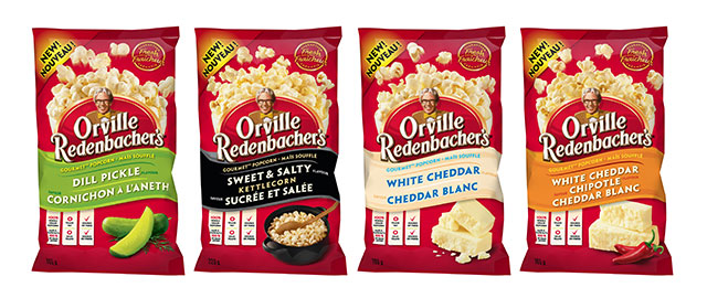 Orville Redenbacher's® Ready To Eat Popcorn coupon