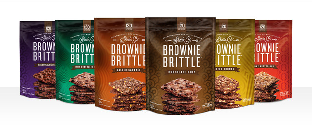 At Select Retailers: Buy 2: Select Sheila G's Brownie Brittle coupon