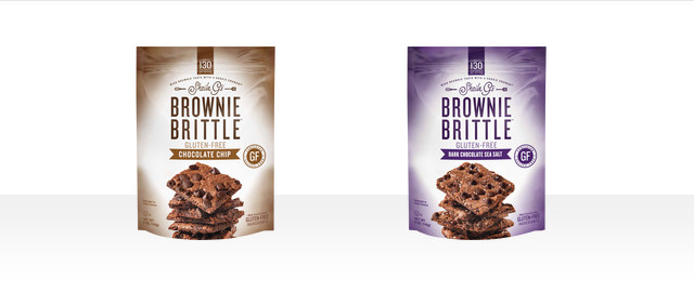 At Select Retailers: Sheila G's BROWNIE BRITTLE Gluten Free coupon