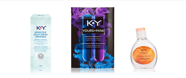 K-Y® Brand coupon