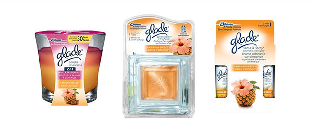 Select Glade® Product coupon