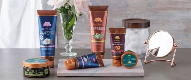 Select Tree Hut Body Care coupon
