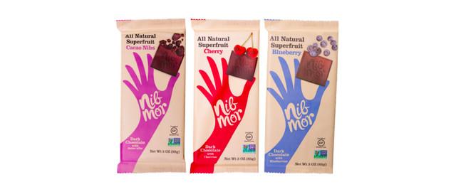 NibMor All Natural Superfruit Bars 3 oz coupon