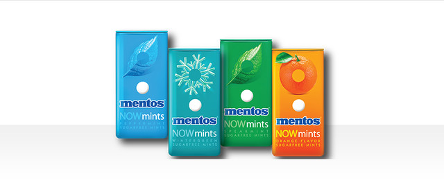 Mentos NOWmints coupon