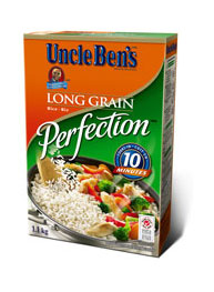 Uncle Ben's Quick Cook Perfection coupon
