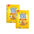 Zellers_Buy 2: WHEAT THiNS Snack Crackers_coupon_24130