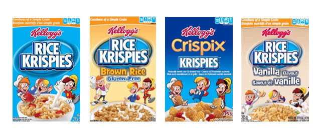 Kellogg's Rice Krispies cereal coupon
