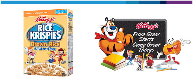 Kellogg's® Rice Krispies® Brown Rice Gluten®Free Cereal coupon