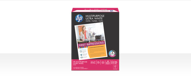 Select HP Copy Paper coupon