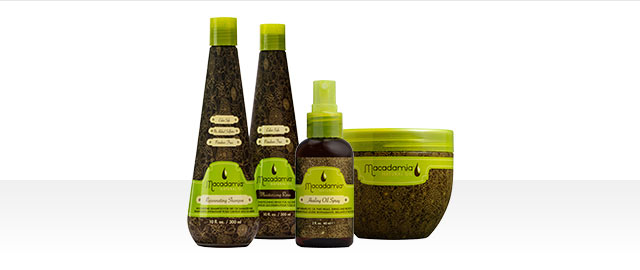Macadamia Natural Oil hair care products coupon