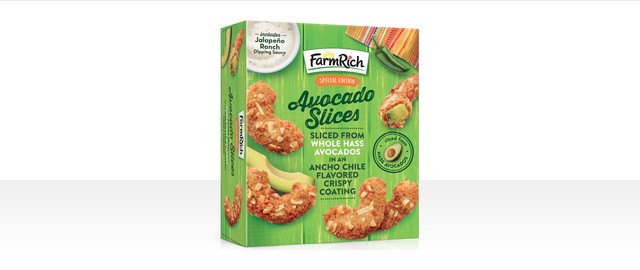 Farm Rich Avocado Slices coupon