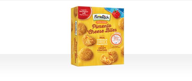 Farm Rich Pimento Cheese Bites coupon