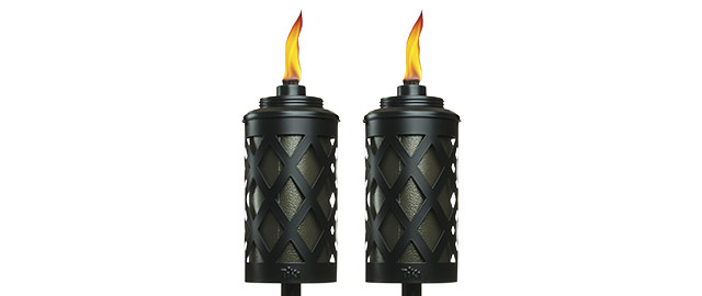Buy 2: TIKI® Brand Urban Metal Easy Pour Torches coupon