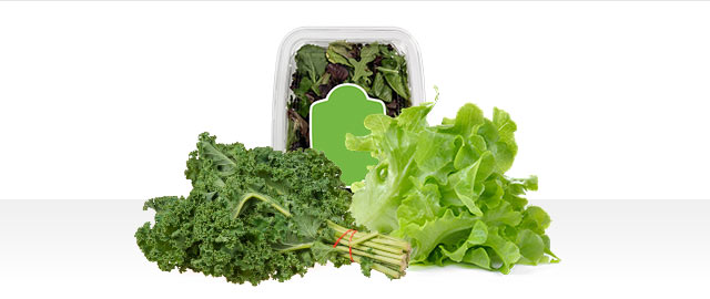 Lettuce, Kale, or Salad Mix coupon