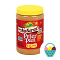 Extra Foods_Peter Pan Natural Peanut Butter _coupon_24810
