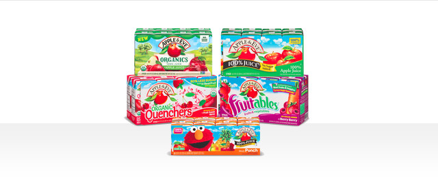 Apple & Eve Multipack Juice Boxes  coupon