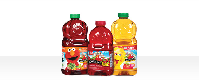 Select Apple & Eve Juice Bottle or Carton coupon