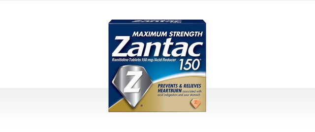 At Target: Zantac® select sizes coupon
