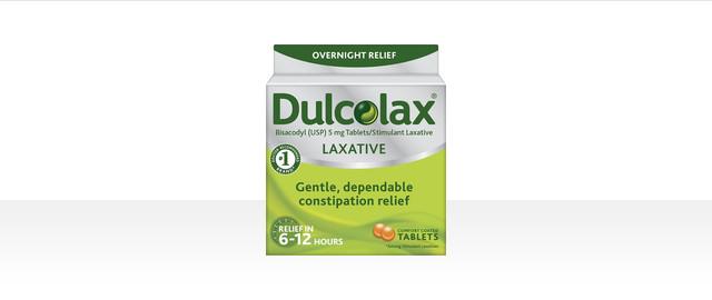 At Walmart: Dulcolax® coupon