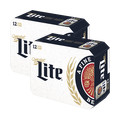 Valu-mart_Buy 2: Miller Lite, Miller Genuine Draft or Miller64 12-packs_coupon_26797