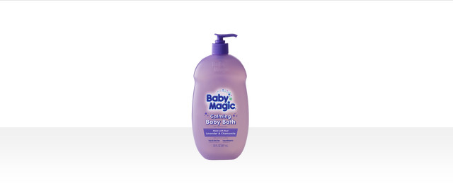 Baby Magic Calming Bath coupon
