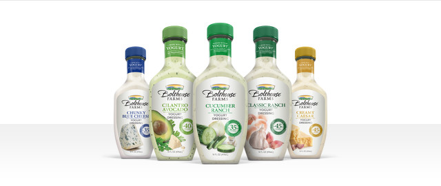 Select Bolthouse Farms® dressings coupon