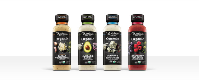 At Select Retailers: Bolthouse Farms® organic dressing coupon