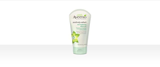 AVEENO® Facial Cleanser or Scrub coupon