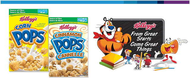 Kellogg's® Corn Pops® Cereal coupon
