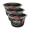 Target_At Walmart: Buy 3: Dannon Oikos Triple Zero Nonfat Greek Yogurt _coupon_26344