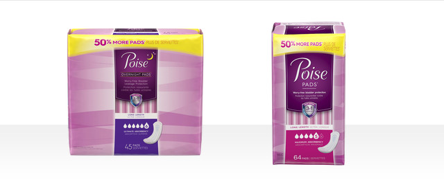 At CVS: Poise® products coupon