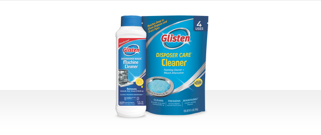 Glisten Dishwasher or Disposer Cleaner  coupon