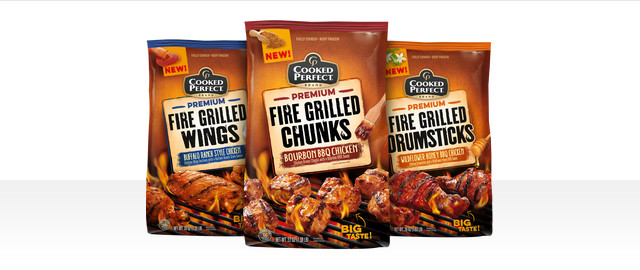 Cooked Perfect® Fire Grilled Chicken  coupon