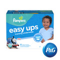 The Home Depot_Pampers® Easy Ups™ Training Underwear box diapers_coupon_27882