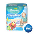 7-eleven_Pampers® Splashers diapers_coupon_27875