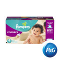 Your Independent Grocer_Pampers® Cruisers diapers_coupon_27880