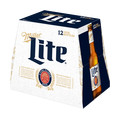 Quality Foods_Miller Lite, Miller Genuine Draft or Miller64 12-pack or larger_coupon_27265
