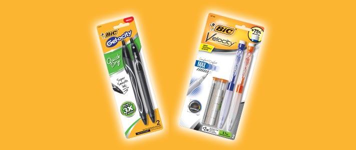 At Walmart: Buy 2: BIC® Pens & Pencils coupon
