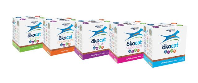 At Select Retailers: Buy 2: ökocat™ litter coupon