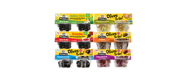 At Target: Pearls® Olives to Go!® coupon
