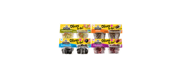 Pearls® Olives to Go!® coupon