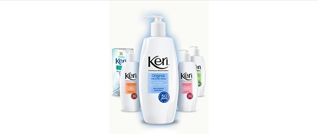 Keri body lotion coupon