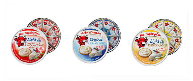 The Laughing Cow spreadable cheese wedges coupon